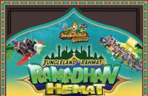 Promo Jungle Land selama Bulan Ramadhan Tiket masuk hanya RP 100.000