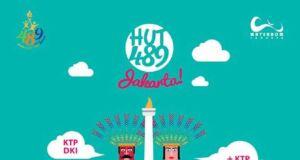 Spesial HUT DKI harga tiket masuk Waterbom Jakarta PIK hanya Rp 48.900.