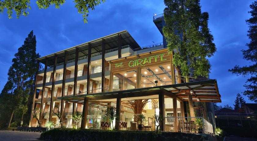 Royal Safari Garden berdiri dengan beberapa tipe penginapan yang disesuaikan dengan tempat rekreasi Taman Safari Cisarua Bogor.