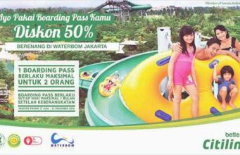 Promo Boarding Pass Citilink