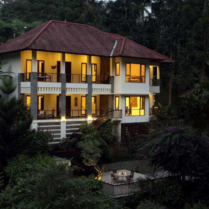 Villa Puncak Bogor Dekat Taman Safari Cisarua Harga Mulai