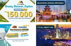 Promo hotel kartu kredit dari MisterAladin diskon hingga Rp 200.000