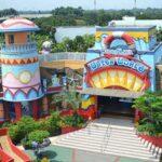 Citra Raya Water World Gate