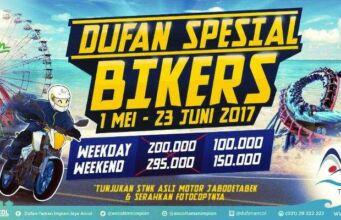Promo Biker Dufan