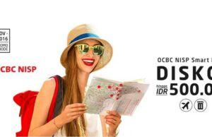 Promo tiket pesawat dan hotel kartu kredit OCBC NISP diskon hingga Rp 500K di Panorama Tours