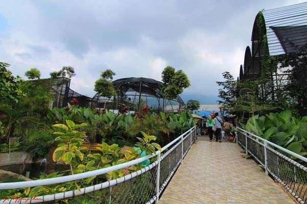 Eco Green Park Malang Tiket Masuk Des Jan 2017 Atraksi
