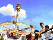 Mikie Holiday Funland Promo