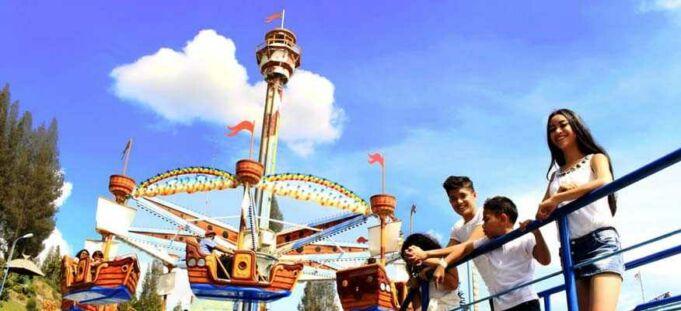 Promo Mikie Holiday Funland