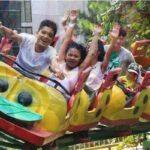 Wahana Funland Mikie Holiday