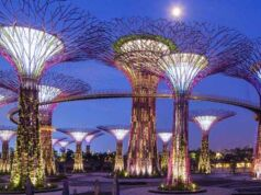 Gardens By The Bay Singapura