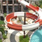 Wahana Slider Gumu Waterpark