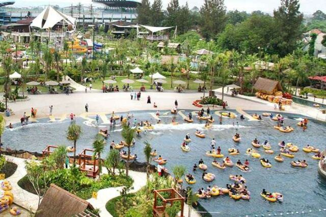 Jogja Bay Waterpark Pirates