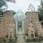 Miniatur kuil Amun Ra
