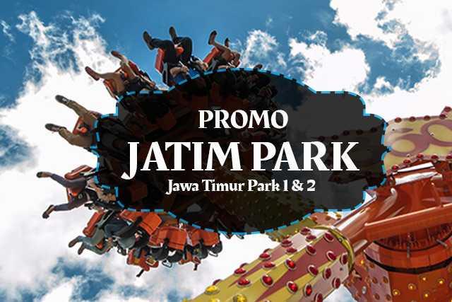 Promo Jatim Park 1 2 Diskon Hingga 45 Travels Promo