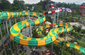 Promo Jogja Bay Waterpark diskon tiket masuk hingga 35%