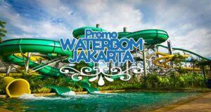 Promo Waterbom PIK Jakarta
