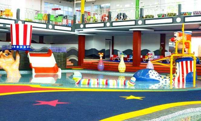 Sirkus Waterplay Bekasi Tiket Wahana Travels Promo