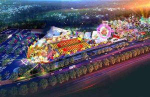 Tiket Suroboyo Carnival Night Market