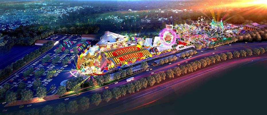 SUROBOYO CARNIVAL Tiket & Wahana Oktober 2020 - TravelsPromo