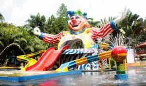 Taman Matahari Bogor Cisarua Waterpark juga ada yang buat anak-anak