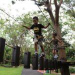 Kid Outbond sebagai sarana belajar dan bermain di Ocean Eco Park Ancol
