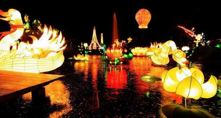 Batu Night Spectacular Bns Tiket 10 Wahana Keren September 2020 Travelspromo