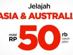 Promo Air Asia Tiket Pesawat ke Australia Tiket Hanya Rp 50 rb