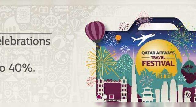 Promo Qatar Airways