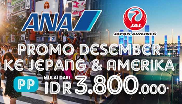 Promo Tiket Pesawat Jepang Mulai Rp 3 Jutaan Pp Travels
