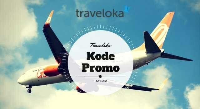 Kode Promo Tiket Pesawat Traveloka