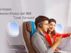Promo Tiket Garuda Indonesia BNI