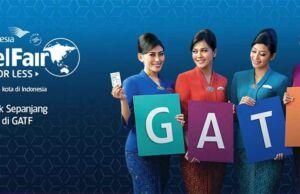 GATF 2017 Garuda Travel Fair