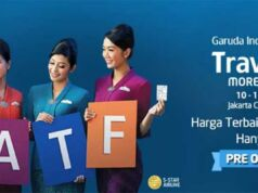 Garuda Indonesia Trave Fair GATF