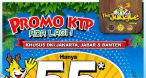 Promo KTP Jungle Waterpark Bogor