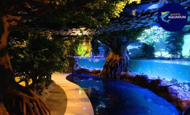 Hasil gambar untuk Jakarta Aquarium Neo Soho