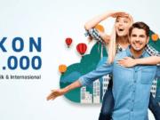 Promo Klik BCA Tiket Pesawat & Kereta