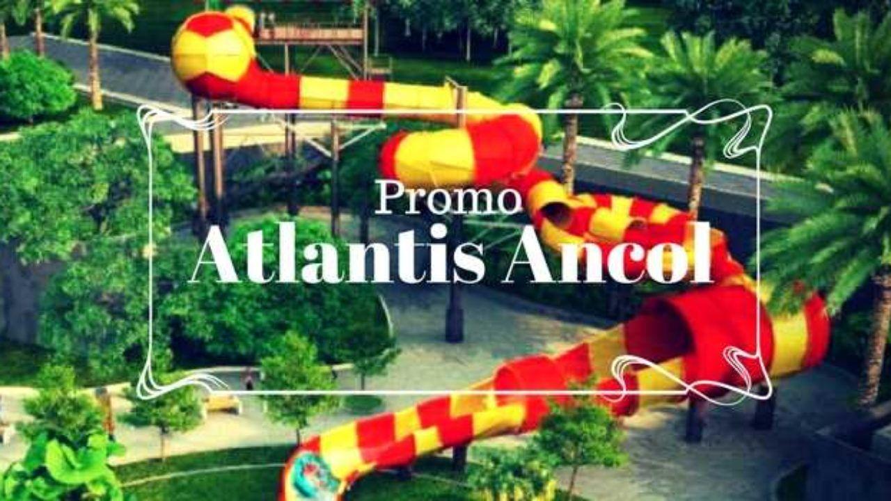 Promo Atlantis Ancol Buy 2 Get 1 Free