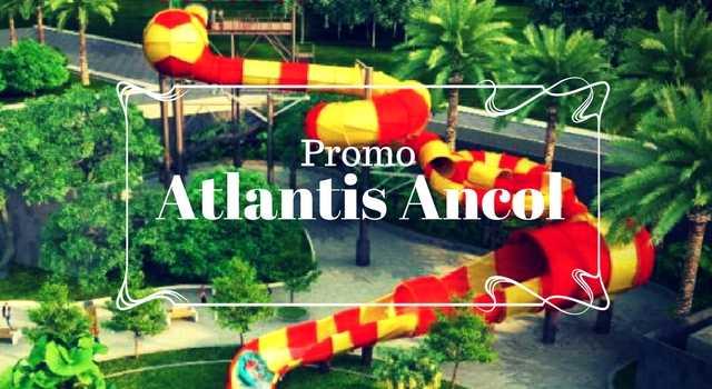 Promo Atlantis Ancol Buy 2 Get 1 Free Januari 2019