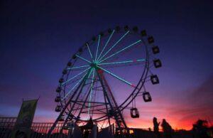 Sindu Kusuma Edupark Feris Wheel