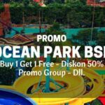 Promo Ocean Park BSD dari berbagai kartu kredit serta paket murah dari Ocean Park Water Adventure.