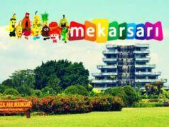Taman Buah Mekarsari Bogor tempat wisata kebun dan buah