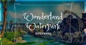 Wonderland Waterpark Karawang tempat rekreasi keluarga penuh keceriaan