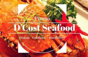 Promo D'Cost Seafood Restoran