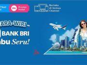 Promo Hotel dan Tiket Pesawat menggunakan kartu kredit BRI