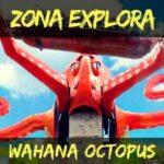 Wahana Jungleland Zona Explora