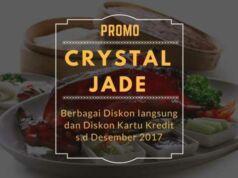 Promo Crystal Jade