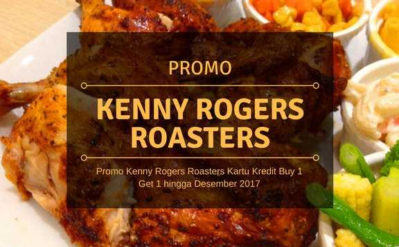 Promo Kenny Rogers Roasters