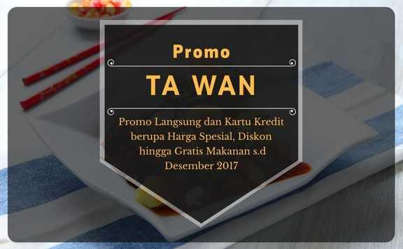 Promo Ta Wan