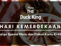 Promo The Duck King Hari Kemerdekaan