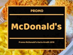 Promo McDonald's